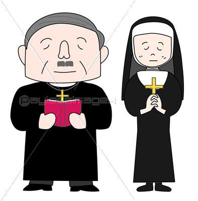 牧師とシスター.jpg